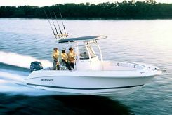 2015 Wellcraft 232 Fisherman