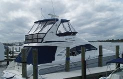 2008 Sea Ray 44 Sedan Bridge