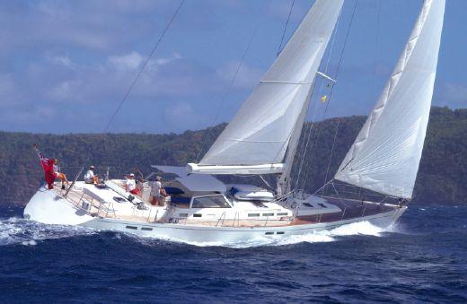 2001 Marten Yachts Marten 80