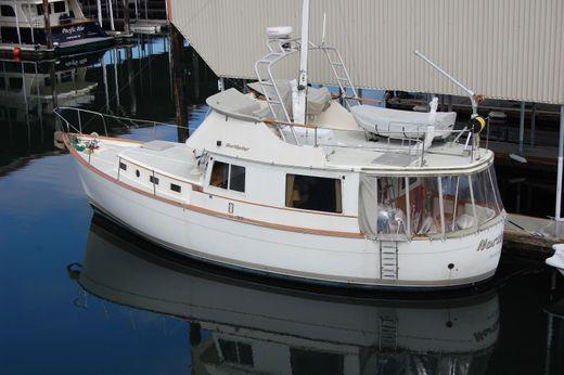 1978 Willard 40 Flybridge Trawler