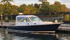2014 Hunt Yachts Harrier 36 Express