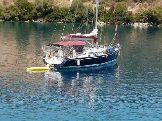 1996 Catalina 40