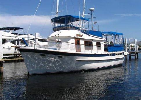 1978 Defever 43 Sun Deck Trawler