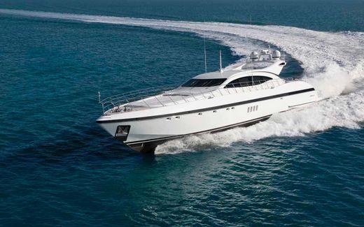 2000 Overmarine Mangusta 108