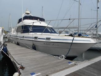 1992 Fairline Turbo 36