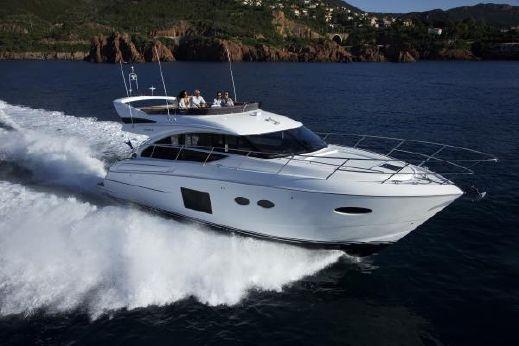 2015 Princess Flybridge 52 Motor Yacht