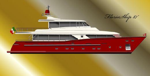 2017 Custom Florioship 87