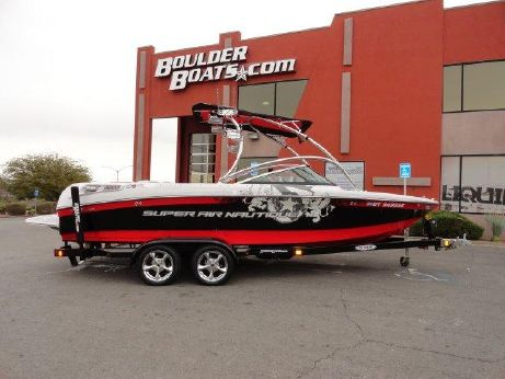 2008 Correct Craft Super Air Nautique 230 Team