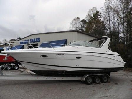 2001 Chris Craft 328 Express Cruiser