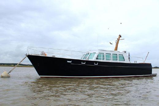 1981 Kompier Kotter Steel Motor Yacht