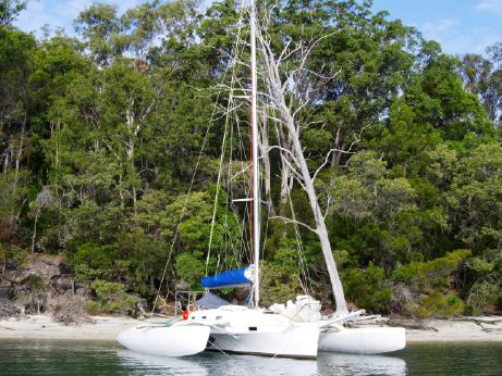 2007 Farrier F32-AX Trailerable Trimaran