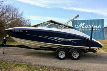 2012 Yamaha Boats SX210