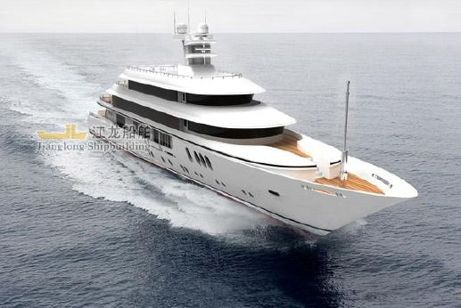 2013 Jianglong 60m Super Yacht