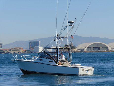 1998 Albemarle 280 Express Fisherman