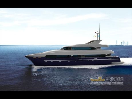2013 Jianglong 35m Super yacht