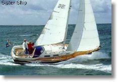1986 Hallberg-Rassy 29