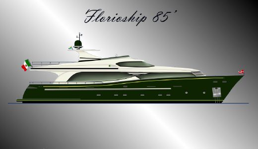 2017 Custom Florioship 85