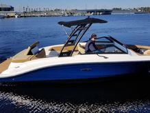 2018 Sea Ray SPX 210