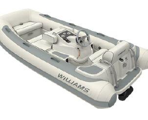 2010 Williams Jet Tenders 325