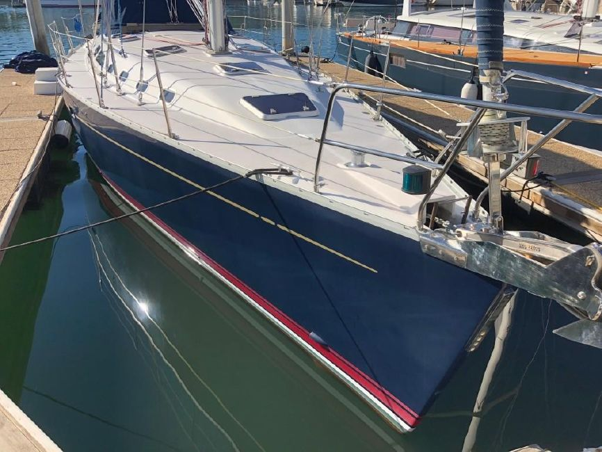Catalina 470 Sailboat for sale in Los Angeles