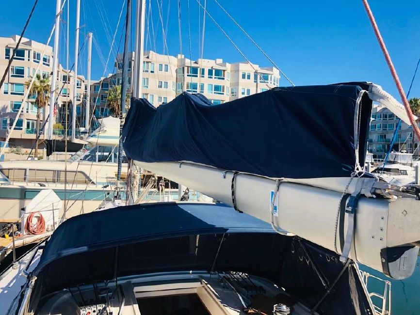 Catalina 470 Sail Bag