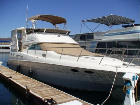 1999 Sea Ray 420 Aft Cabin (( FRESH WATER ))