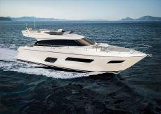 2015 Ferretti Yachts 550