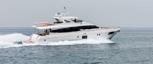 2018 Majesty Yachts Majesty 90