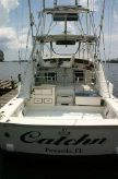 1986 Luhrs 34 open with 2005 Yanmars