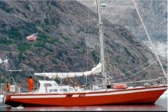 1978 Dubois Steel 38 Cruising Sloop