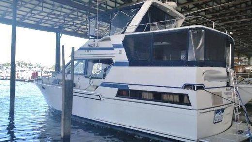 1988 Med Yacht Sundeck