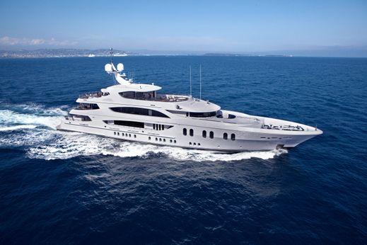 2012 Trinity Motoryacht