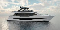 2021 Astondoa AS8 Flybridge