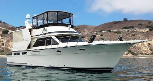 1987 Californian 48 Cockpit Motor Yacht