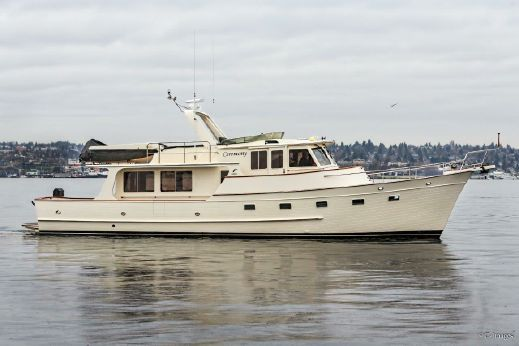 2003 Fleming Pilothouse Motor Yacht