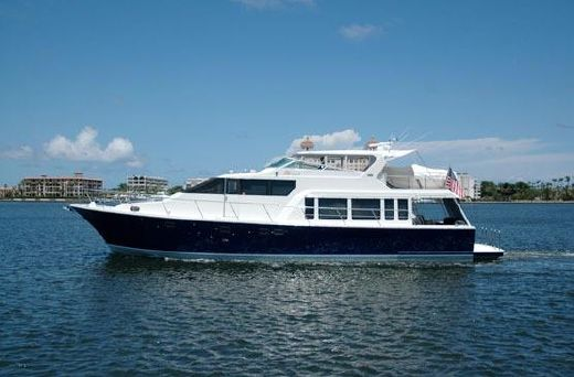 2005 Pacific Mariner Raised Pilothouse