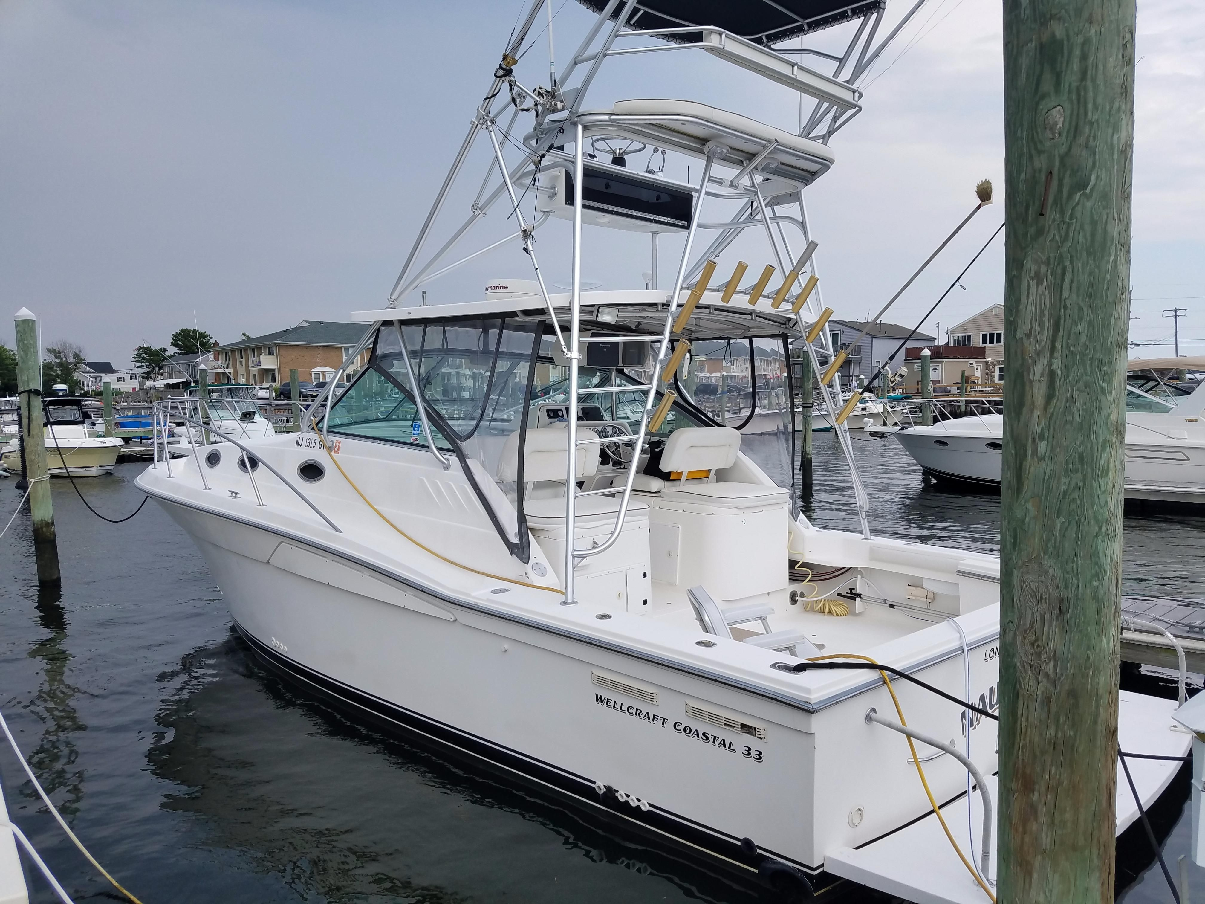 1999 Wellcraft 330 Coastal Power New and Used Boats for Sale