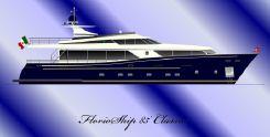 2021 Custom Florioship 85 Classic