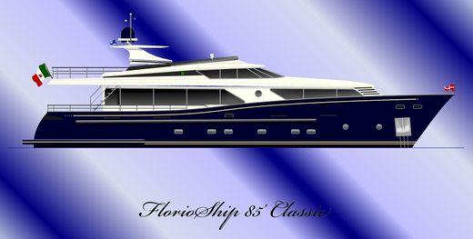 2017 Custom Florioship 85 Classic