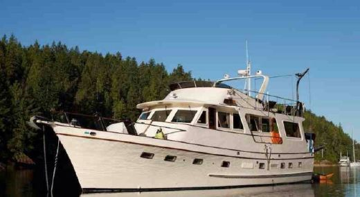 1984 Angel Flush Deck Motoryacht