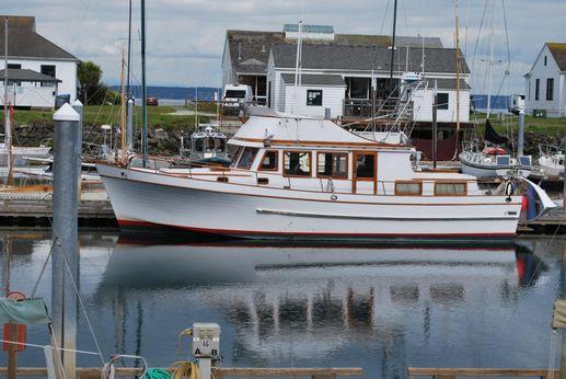 1977 C & L Puget Trawler