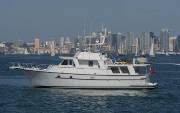 1992 Fort Myers Trawler LRC