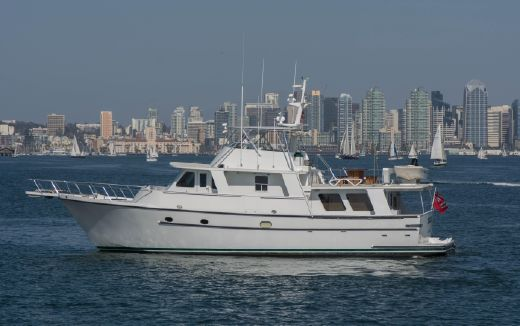 1992 Fort Myers Trawler LRC