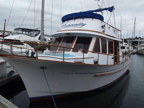 1978 Hershine 37 trawler