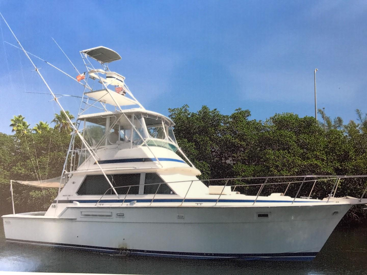 1985 Bertram 42 Convertible Power New and Used Boats for Sale