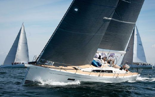 2018 X-Yachts Xp55