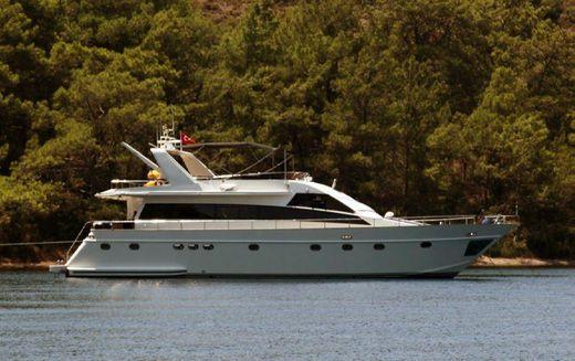 1996 Custom Line 21 M TUZLA Motor Yacht