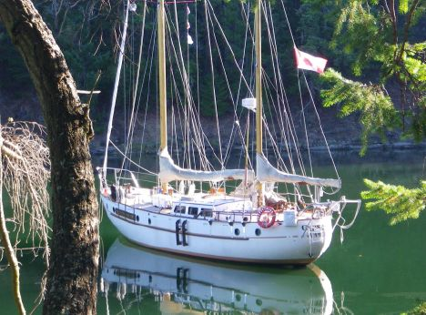 1976 Ct 48 Ketch