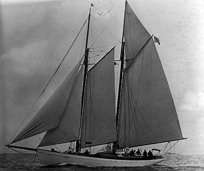 1928 Alden Schooner