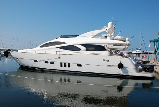2007 Evo Marine Deauville 760